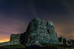 Ogmore Castle - At Night (kylemarham) Tags: castle old castillo castell ogmore bridgend southwales wales cymru oldbuilding aged derelict urbex british crumble crumbling castles palaces manorhouses statelyhomes cottages