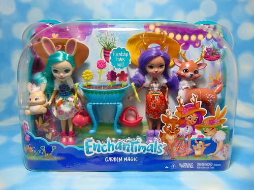 001cef3f448 Enchantimals: Danessa Deer & Fluffy Bunny