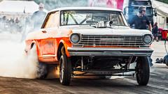 Chevy Supernova Gasser (Subdive) Tags: canoneos80d dragrace dragracing dragstrip kjula kjuladragway motorsport race racing swedensverige chevy burnout gasser supernova