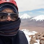 Cerro Toco (Stratovolcano - 5.604m or 18,386 ft), the Purico Complex, the Atacama desert, Antofagasta, Chile. thumbnail