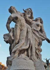 P1160008 (AryAtz12) Tags: roma italy landscape monuments vaticancity vaticanmuseums raffaello piazzanavona piazzadispagna colosseo altaredellapatria