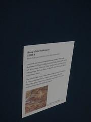 Leonardo da Vinci - A life in drawing - Birmingham Museum & Art Gallery - A map of the Valdichiana c. 1503-6 (ell brown) Tags: chamberlainsquare birmingham westmidlands england unitedkingdom greatbritain birminghammuseumartgallery bmag museum birminghammuseumandartgallery birminghammuseums birminghamcitycouncil artscouncilengland leonardodavinci leonardodavincialifeindrawing royalcollection printroom sign amapofthevaldichianac15036