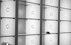 Empty Shelves Abstract (zeevveez) Tags: זאבברקן zeevveez zeevbarkan canon bw empty abstract