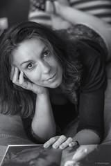Without You I'm Nothing (sdupimages) Tags: monochrome fineart sensuality feminine sensual girl femme woman portrait bokeh blackwhite noirblanc noiretblanc hmbt mbt portraiture
