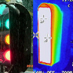 鉄道信号機用フードの写真