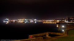 Falmouth Harbour (doublejeopardy) Tags: docks harbour night ships falmouth places cornwall england unitedkingdom gb
