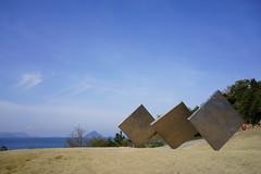 DSC04562.JPG (kabamaruk) Tags: edited kagawa shikoku naoshima art sky sea