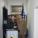 Director General of the NATO International Military Staff Discusses Regional Stability with Bosnian Officials