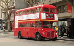 RM2060 [ALM 60B] Aldwych (localet63) Tags: stagecoach london rm2060 alm60b aldwych service15 heritage routemaster