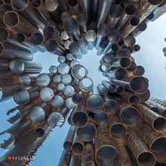 Sibelius Monument (tripklik) Tags: helsinki suomi finlandia finland