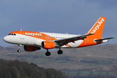 G-EZGC EasyJey Airbus A319-111 at Glasgow International Airport 23 March 2019 (Zone 49 Photography) Tags: aircraft airliner airlines airport aviation plane march 2019 gla egpf glasgow abbotsinch international scotland ezy u2 easyjet airbusa319 airbus a319 100 111 gezgc