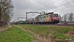 23 maart 2019 (davelaar21) Tags: lte 189 206 vincent van gogh oisterwijk wolfurt shuttle siemens