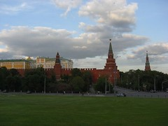 Red Square (janice.smith01) Tags: moscow russia dusk tower redsquare star palace