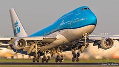 KLM B747 (Ramon Kok) Tags: 744 747 747400 747400m 74m ams avgeek avporn aircraft airline airlines airplane airport airways amsterdam amsterdamairportschiphol aviation blue boeing boeing747 boeing747400 boeing747400m combi eham holland kl klm koninklijkeluchtvaartmaatschappij phbfw royaldutchairlines schiphol schipholairport thenetherlands