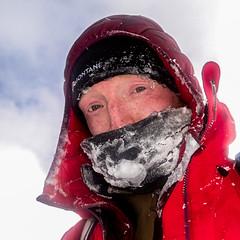 After a harsh winter day (Masa Sakano) Tags: activity cairngorms coireantsneachda highland person place scotland climber climbing winterclimbing