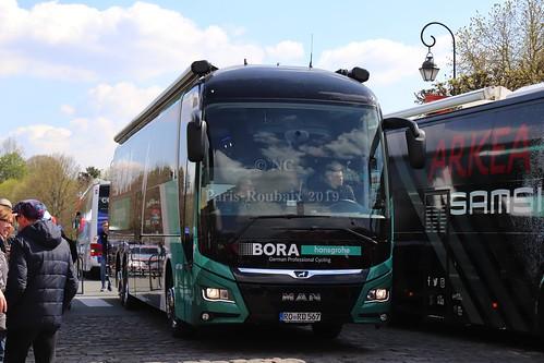 Bus Bora Hansgrohe
