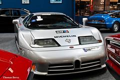 Bugatti EB110 SS 1994 (tautaudu02) Tags: bugatti eb110 ss artcurial