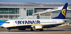 Boeing 737-8AS EI-EFC (707-348C) Tags: dublinairport dublin eidw passenger airliner jetliner boeing boeing737 ireland ryanair b738 dub ryr 2011 eiefc