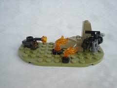 Micro Cross-Out (fdsm0376) Tags: brickpirate bpchallenge crossout videogame vehicle war postapoc moc lego micro