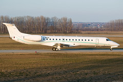 F-HRAM (Andras Regos) Tags: aviation aircraft plane fly airport bud lhbp spotter spotting embraer erj145 regourdaviation