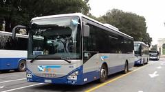 ATP 4472 (Lu_Pi) Tags: atpgenova atpesercizio atp genova autobus bus autobusextraurbano terminalzaninetta brignole iveco crossway crosswayline crosswayle lowentry