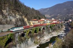 E652 011 (Paolo Brocchetti) Tags: paolobrocchetti treno ferrovia bahn rail giovi e652