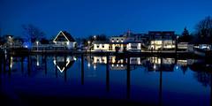 The harbor of Niendorf (Baltic Sea) (dl1ydn) Tags: dl1ydn niendorf ostsee harbor konica hexanonar 28mmf35 manual altglas oldlens