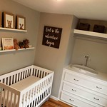 """Our nursery is ready! <a style=""""margin-left:10px; font-size:0.8em;"""" href=""""http://www.flickr.com/photos/124699639@N08/46808715974/"""" target=""""_blank"""">@flickr</a>"""