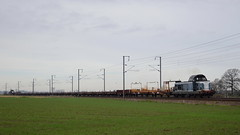 Alstom 66090 - BB 66090 / Staple (jObiwannn) Tags: train fret ferroviaire locomotive ttx