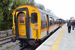 1198 (R~P~M) Tags: train railway chinnorprincesrisboroughrailway princesrisborough bucks buckinghamshire england uk unitedkingdom greatbritain electric emu multipleunit cep 411