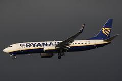 EI-GDI (LIAM J McMANUS - Manchester Airport Photostream) Tags: eigdi ryanair fr ryr boeing b737 b738 738 b73h 73h boeing737 boeing737800 egcc manchester man