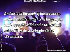 Exodus 24:7 (jhungalang) Tags: exodus 247