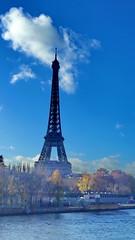 64 - Paris Janvier 2019 - la Tour Eiffel vue du Pont de l'Alma (paspog) Tags: paris france janvier january januar 2019 eiffel toureiffel eiffeltower