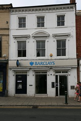 Atherstone, Barclays (Clanger's England) Tags: atherstone england warwickshire wwwenglishtownsnet bank et boe