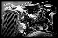 Ford (J McCallister) Tags: ford hotrod car automobile classic