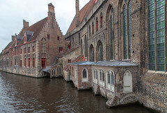 Sint-Janshospitaal, Brugge (itmpa) Tags: bruges westflanders belgium be sintjanshospitaal stjohnshospital hospitalofstjohn hospital 12thcentury hansmemling museum converted canal unesco worldheritagesite debakkersrei bakkersrei brugge flanders tomparnell archhist canon 6d canon6d