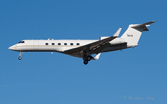 USAF_C37A_07-0076_SPAR_BRU_FEB2019 (Yannick VP - thank you for 1Mio views supporters!!) Tags: military governmental vip vvip dignitary passenger pax transport aircraft bizjet businessjet unitedstates america usa us airforce 86thaw gulfstream c37a g550 gv glf5 010076 approach landing finals runway rwy 25r brussels airport bru ebbr belgium be europe eu february 2019 aviation photography planespotting airplanespotting