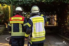 Brennende Sauna in Biebrich 18.02.19 (Wiesbaden112.de) Tags: biebrich dennisaltenhofen feuer feuerwehr rettungsdienst saunabrand wiesbaden wiesbaden112