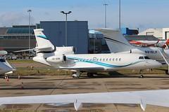 PR-SVN Dassault Falcon 7X (R.K.C. Photography) Tags: prsvn dassault falcon7x 47 brazilian bizjet aviation luton aircraft bedfordshire england unitedkingdom uk londonlutonairport ltn eggw canoneos100d