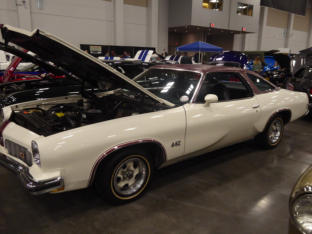 The World's most recently posted photos of olds442 - Flickr