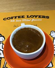 2019 Sydney: Mikel Coffee Cafe (dominotic) Tags: 2019 food drink doublegreekcoffee mikelcoffeecafe iphone8 foodphotography yᑌᗰᗰy fivedocksydney coffeeobsession sydney australia