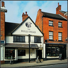 The Bulls Head, Ashby de la Zouch (Jason 87030) Tags: bull bs pub inn marketst town ashbydelazouch leics leicestershire visit square frame border beer february 2019 architecture building street scene uk england english