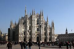 Il Duomo di Milano - Milano's Cathedral (Roberto Marinoni) Tags: milano duomo lombardia cattedrale cathedral gotico gothic bellitalia