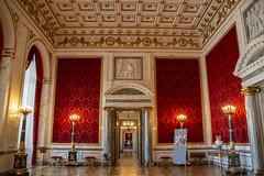 The Velvet Room (Rudi Pauwels) Tags: 2019onephotoeachday danmark denmark danimarca copenhagen royalpalace receptionrooms velvetroom christianborgsslott christianborgspalace
