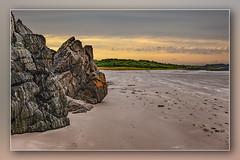 Gairloch Beach at Dusk