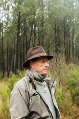 Michel Mouton, membre du conservatoire des races d'Aquitaine