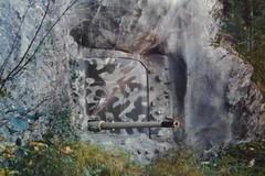 Fort Furggels - BK1 1973 (Kecko) Tags: 1973 kecko switzerland swiss schweiz suisse svizzera ostschweiz sg badragaz pfäfers stmargrethenberg festung fortress fort furggels furkels militaer militär armee army military a6355 bunker bunkerkanone 15cm bk1 historisch historic swissphoto geotagged geo:lat=46984150 geo:lon=9507470