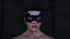 MASK #3 (Ézéchiel Dhul) Tags: secondlife picture photo photography imvu party naked batman mask