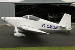 G-CMON (GH@BHD) Tags: gcmon vans rv rv7 ulsterflyingclub newtownardsairfield newtownards aircraft aviation