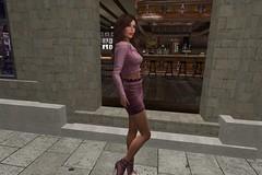 Elegant (Jessica Jane 2017) Tags: second life sl virtual model avatar woman lady skirt jacket